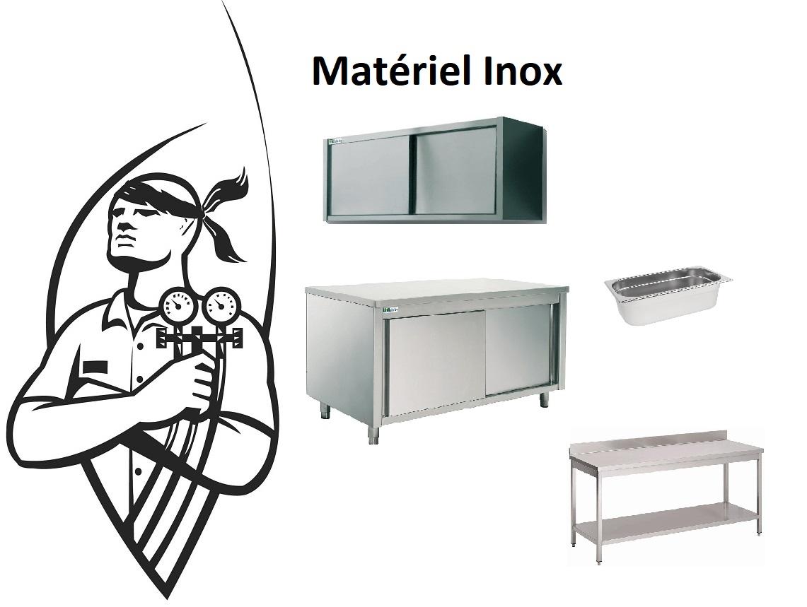 Materiel Inox